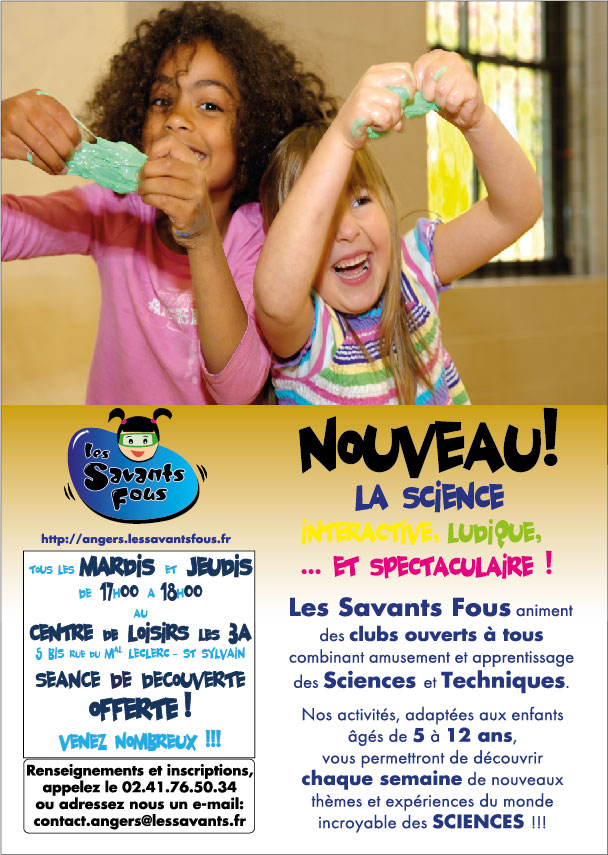 Club d'adolescents de science pour