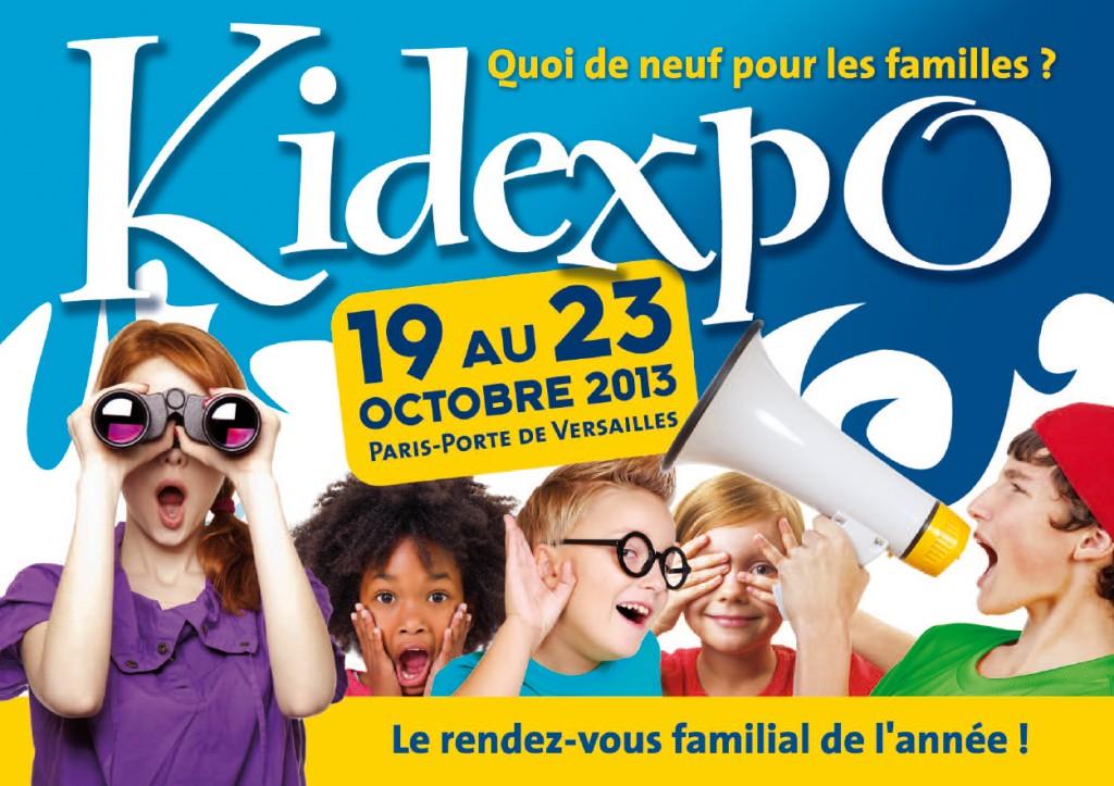 Affiche kidexpo 2013
