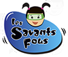 Les Savants Fous Mobile Retina Logo
