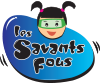 Les Savants Fous Sticky Logo